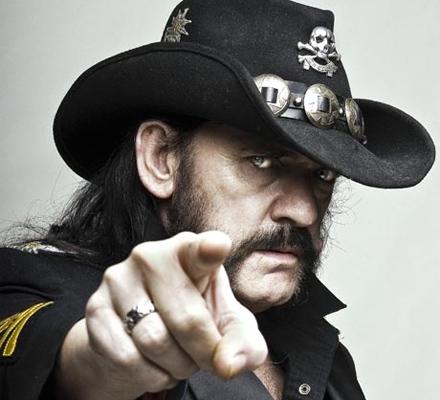 Live Forever Lemmy Kilmister 1945-2015